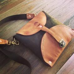 Leather purse from Samuel Brand