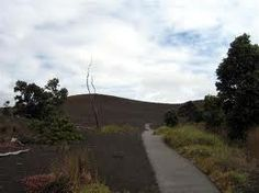 Devastation Trail at Volcanoes Nat'l Park, Hawaii
