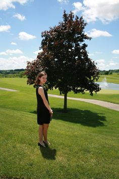 Graceful Rags | All Gussied Up | Spending the day on a golf course