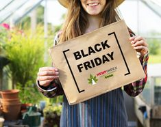 Black Friday, Reusable Tote Bags