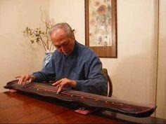 "古琴演奏家呂培原""流水"" guqin master Pui-Yuen Lui ""Flowing Waters"""
