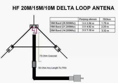 UHF 10m-70cm DIAMOND HV7A Mobile antenna 50in