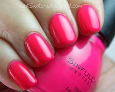 Sinful Colors Pink Happy Thoughts