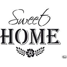 """Képtalálat a következőre: """"home sweet home transfer"""" Letter Stencils, Stencil Art, Stencil Patterns Letters, Vintage Images, Vintage Posters, Love Slogan, Vine Tattoos, Bright Art, Decoupage"""