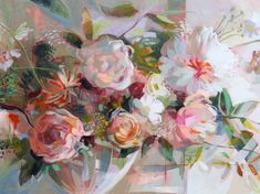 Hillary Whitaker Gallery at Ponte Vedra - Hillary Whitaker Gallery at Ponte Vedra Erin Gregory, Floral Artwork, Floral Paintings, Art Floral, Impressionist Paintings, Art File, Botanical Art, Painting & Drawing, Flower Art