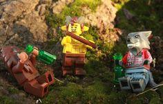 Party in the Forest /  Ormanda Parti   #party #forest #myth #beast #alcohol #lego #legos #bricks #legolife #adultfansoflego #instalego #minifigures #minifig #legostagram #legophotography #legophoto #lego_hub #brickcentral #brickculture #toy #toys #brickpichub #toyphotography #brickfan #toptoyphotos #vitruvianbrix #toyru #afol #лего @lego by legohane
