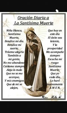 Santa muerte                                                       …