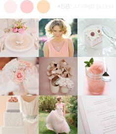 for some reason, i am loving the really soft pastel pinks/peaches.. getting inspired with these colors for my wedding