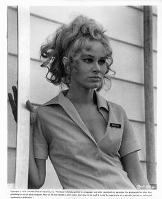 """Karen Black in """"Five Easy Pieces"""" (1970)"""
