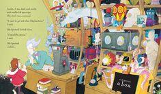 books4yourkids.com: The Elephantom by Ross Collins