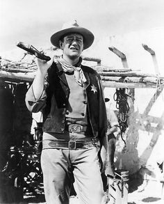 John Wayne Legendary Movie Actor 8x10 Photo