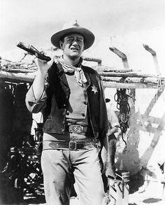 John Wayne Legendary Movie Actor 8x10 Photo