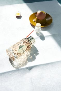 Jacob Reischel / Beauty / Editorial / Boucheron / Perfume / Fragrance / Eggs