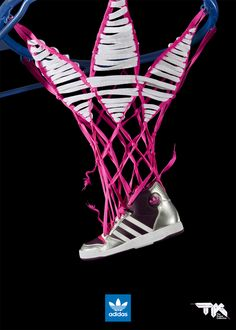 ADIDAS \ Ground by Mirco Pagano, via Behance