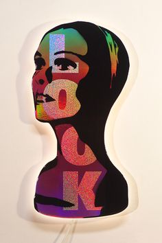Treiops Treyfid artwork. Look. mixed materials. #treiops #artwork
