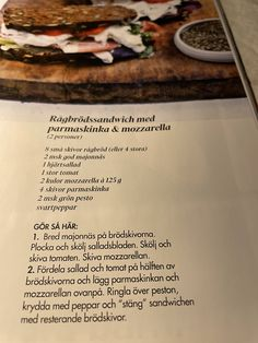 Mozzarella, Pesto