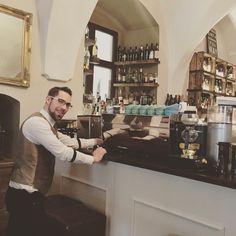 Perfektná kaviareň s tou najlepšou kávou❤