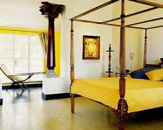 Celebrations Decor - An Indian Decor blog: A Heritage Hotel at Fort Kochi