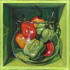 Shop for ArtWall Paige Wallis 'Habanero' Gallery-wrapped Canvas. Get free delivery On EVERYTHING* Overstock - Your Online Art Gallery Store! Still Life Art, Wallis, Medium Art, Online Art Gallery, Wrapped Canvas, Canvas Wall Art, Oriental, Stuffed Peppers, Fine Art
