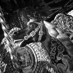 Love this pic  #latergram #carousel #merrygoround #auntienatnat