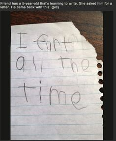 <b>This is why we all peak at the age of 5.</b>