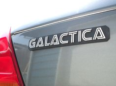 Pretend You're Driving An X-Wing, Galactica, TARDIS, etc with Geeky Car Emblems | The Mary Sue
