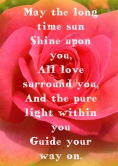 may-the-longtime-sun-shine-upon-you.jpg (298×420)