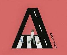 Delightful Alphabet Poster Featuring Illustrations Of Iconic Places In London - DesignTAXI.com
