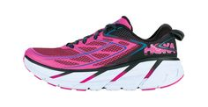Best running shoes, run on clouds!!! Women's Hoka One One Clifton 3 Running Shoes