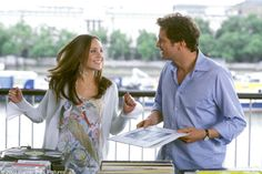What A Girl Wants - super cute family movie...AND Colin Firth! :)