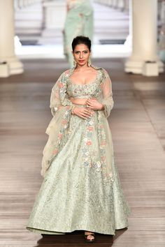 7c067ee5df French Knots, Couture Week, Half Saree, Indian Designer Wear, Daily Wear,