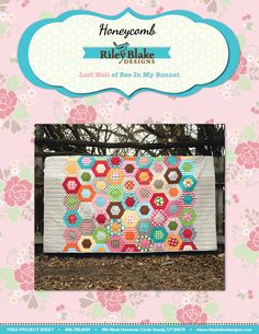 Honeycomb Free Project Sheet - 100 free quilt patterns