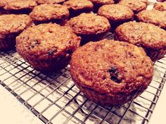 A whole grain Carrot Muffin that's so good, it can double as a cupcake.