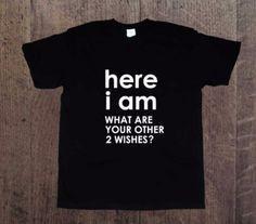 Here+I+Am,+Męska+koszulka+z+nadrukiem,+w+DDshirt+na+DaWanda.com