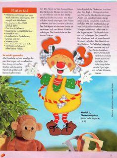 Sonderheft Fensterbilder Clowns - jana rakovska - Álbuns Web Picasa