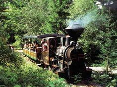 Slovakia, Výchylovka - Mountain railway