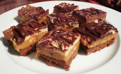 Double-N Millionaire Shortbread (Nuts and Nutella)