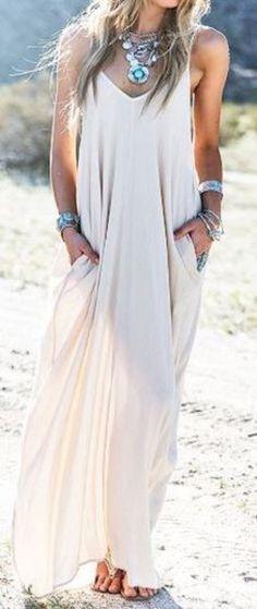 <p>Bohem elbise</p>