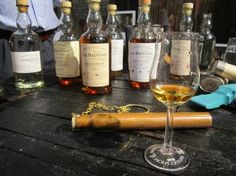 Part 1 of my visit to TWE Whisky Show.  Read it at http://awardrobeofwhisky.com/post/twe-whisky-show-2012-part-1