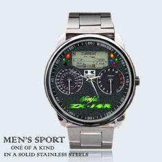 6c9c59344ef Motors Kawasaki ZX 14R Speedometer Rare Watch by monradimail