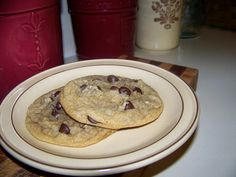 Farm Girl in the Suburbs: Chewy Chocolate Chip Cookies