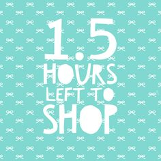 LuLaRoe - 1.5 Hours Left to Shop