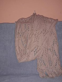 The colours in this striped hand knit scarf are so feminine and beautiful. This is a soft chunky knit scarf, promising to keep you warm and fashionable in the colder months. Thank you for looking in my shop where all my items are handmade by me. Chunky Knit Scarves, Hand Knit Scarf, Womens Scarf, Handmade Scarves, Cotton Scarf, Scarf Styles, Hand Knitting, Comfy, Trending Outfits