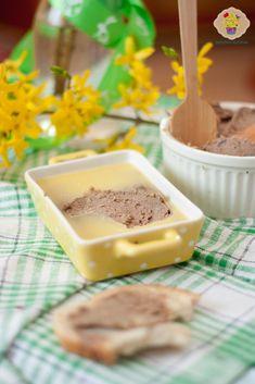 Parfait z wątróbki - DusiowaKuchnia. Parfait, Cereal, Dairy, Pudding, Cheese, Breakfast, Desserts, Food, Morning Coffee