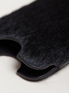 Rick Owens Men's Pony Skin iPhone 5 Case