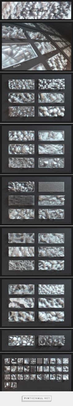 Cinema 4D Noise Palette 2015