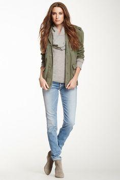 Julie Super Skinny Jean by True Religion on @HauteLook