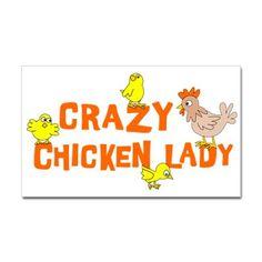 Love my chickens!