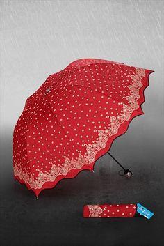 Kadın Şemsiye RT010KIRMIZI