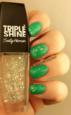 @Sally Hansen Triple Shine Pearly Whites, Sally Hansen Kiwi Bikini | Be Happy And Buy Polish